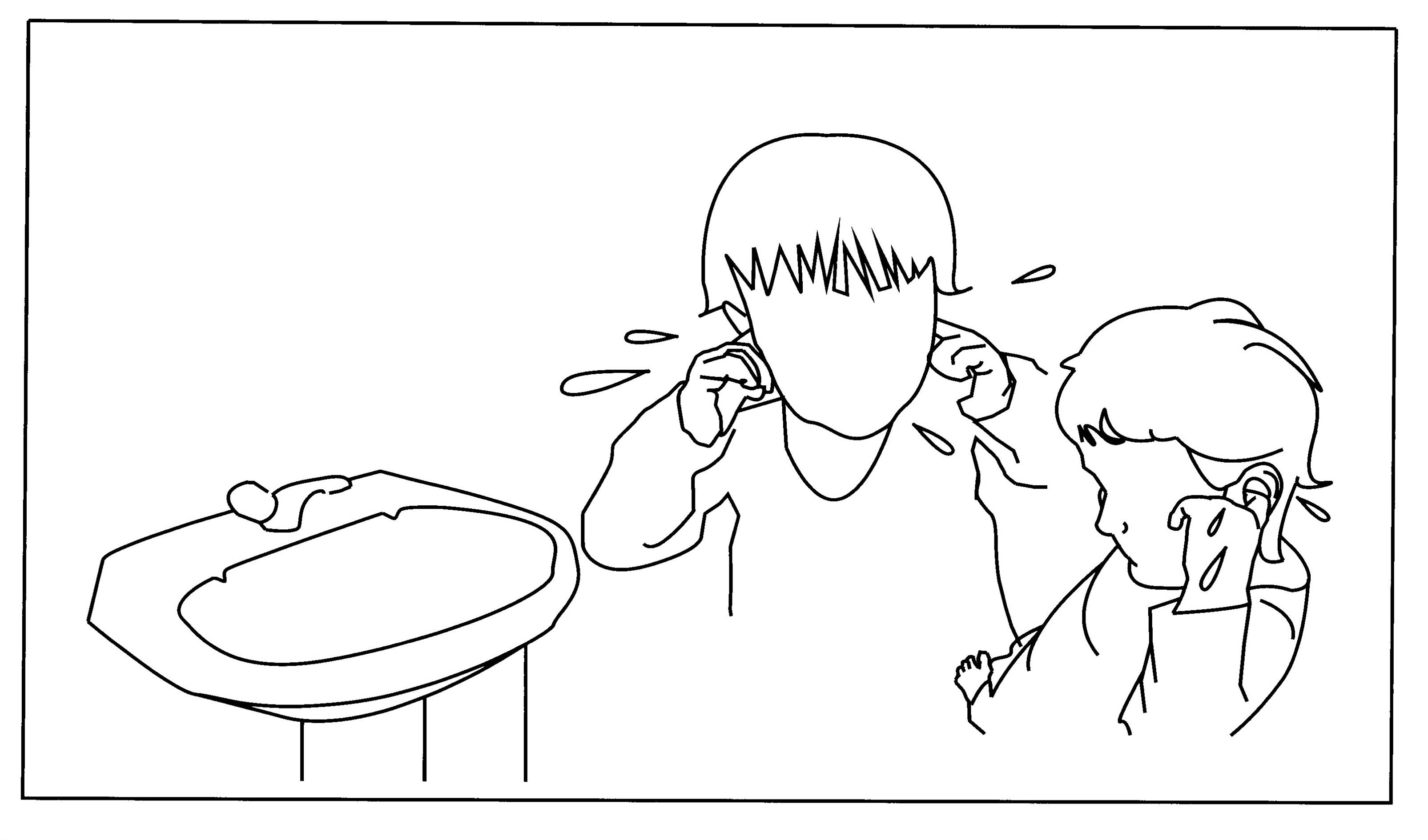Free Coloring Pages Of Soap To Wash Your Hands